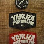 yakuza silikon etiket